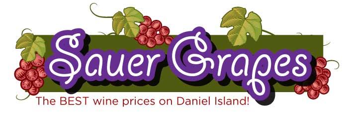 Sauer Grapes Wine