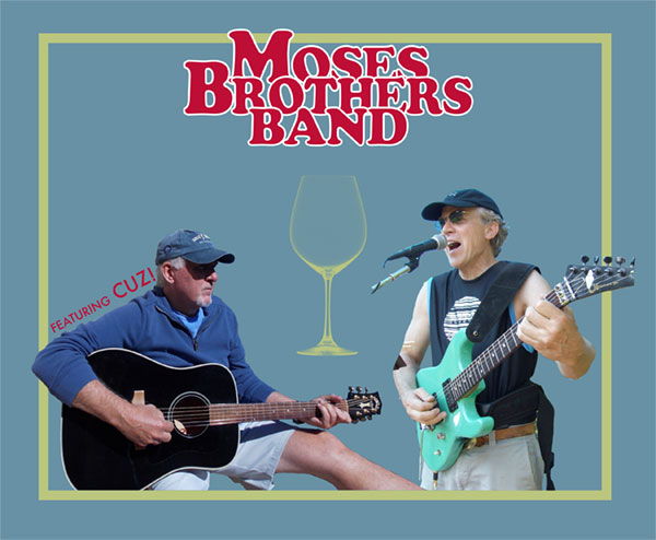 The Moses Brothers NO COVER